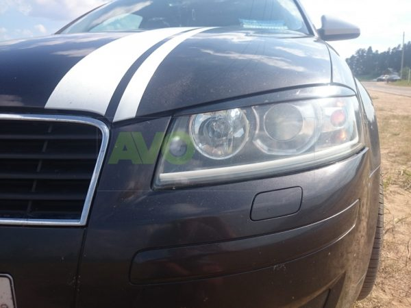 AUDI A3 Eyebrows 8P 2003-2008