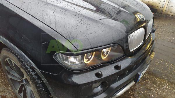 BMW X5 Eyebrows E53 2003-2006