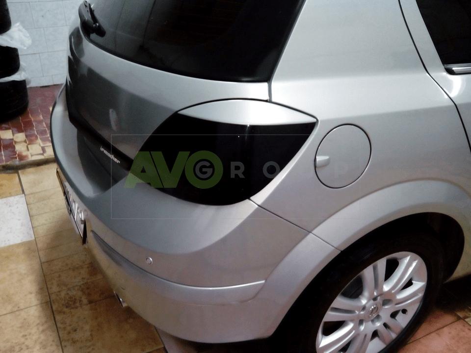 Backlight Eyelids for Opel / Vauxhall Astra H 5Door 05-10 ...