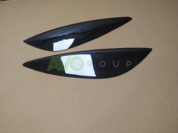 Opel / Vauxhall Astra H GTC Eyebrows 2005-2010