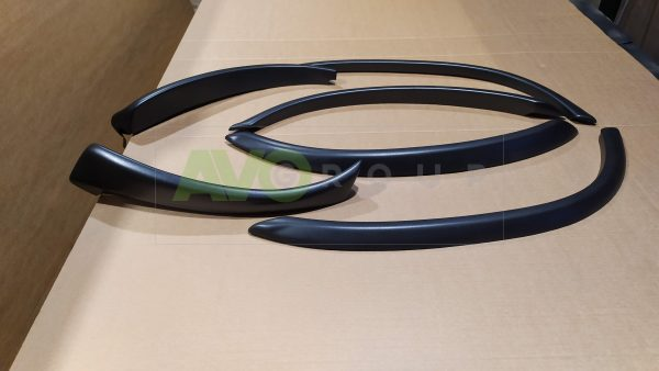BMW X5 E53 4.6 4.8 IS Wide Arches 1999-2006 ver2 ABS Plastic