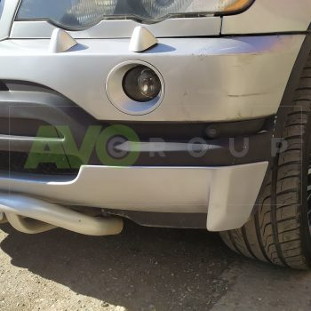 Front spoiler suitable for BMW X5 E53 4.6 is 99-03