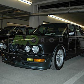 BMW 5 E28 PFEBA Style front bumper 1981-1987