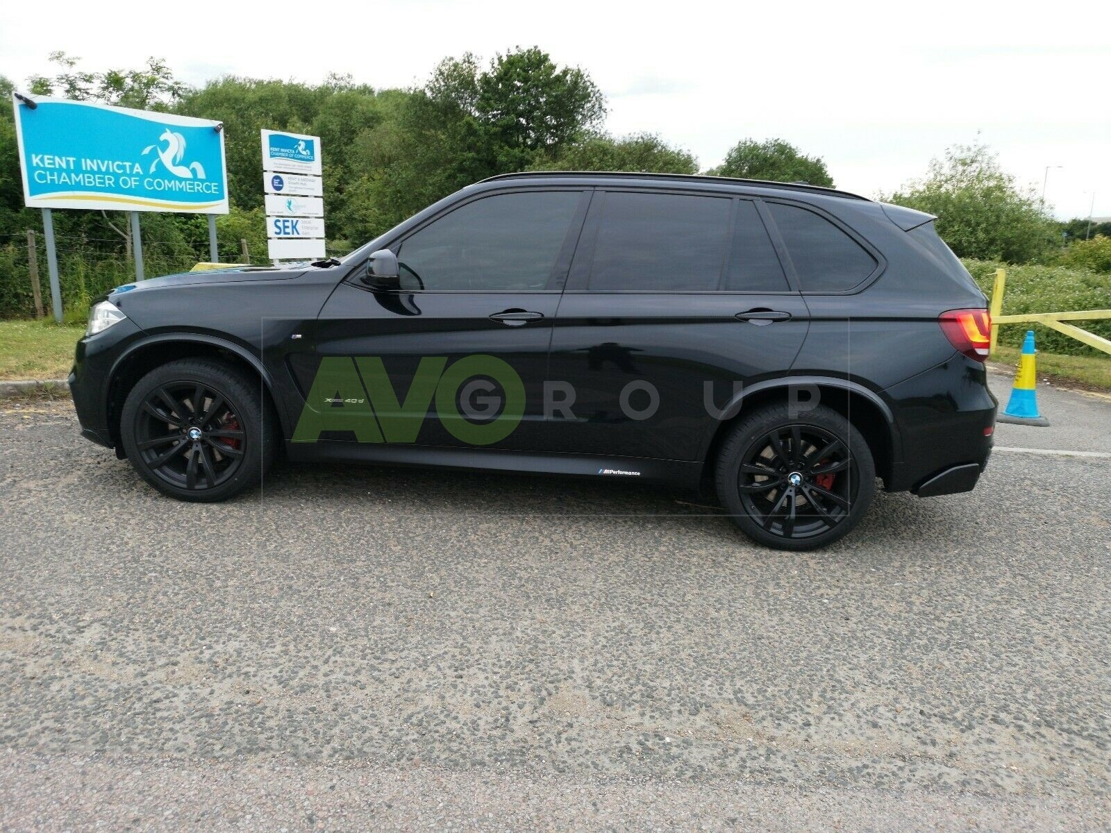 Rear Bumper Flaps For Bmw X5 F15 Left And Right Avogroup Auto Parts Shop Service