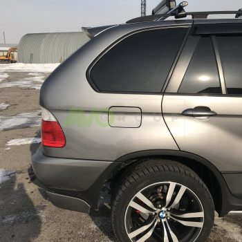 BMW X5 E53 Rear door spoiler AC Style 1999-2006