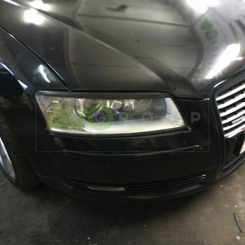 AUDI A8 Eyebrows D3 2007-2010