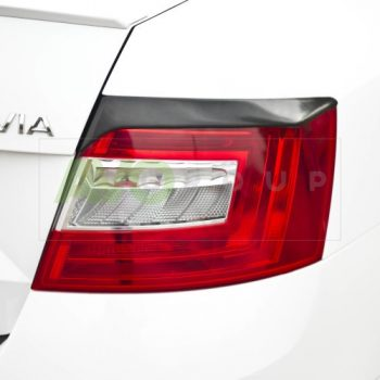 Skoda Octavia 3 Rear Eyebrows 2013-2017