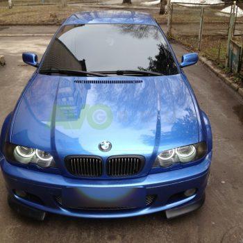 BMW 3 E46 ClubSport Spoiler 1999-2006