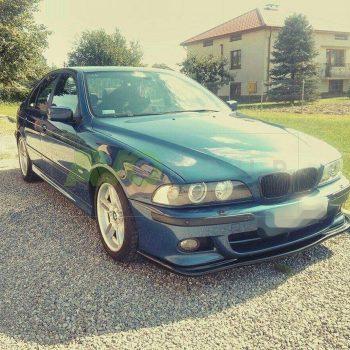 BMW 5 E39 HM Front Splitter 1995-2004