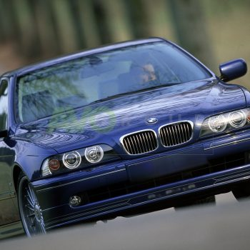 BMW 3 E39 alpina Front Splitter 2000-2004 for standard bumper