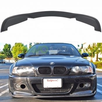 BMW 3 E46 Front HM Splitter only for M3 Bumper