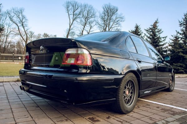 BMW 5 E39 CSL Spoiler 1995-2004 Sedan 2
