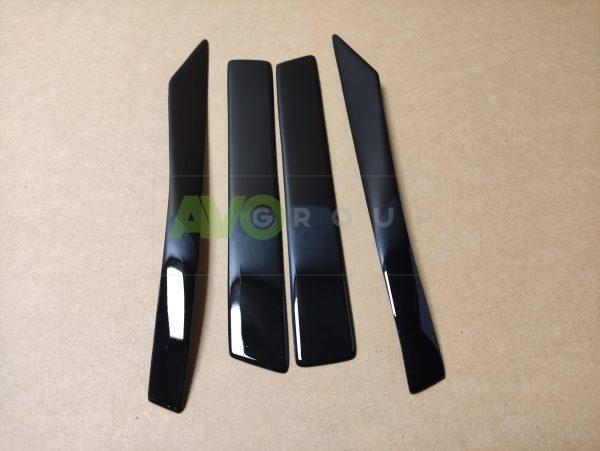Backlight Eyelids for BMW X5 E70 07-13