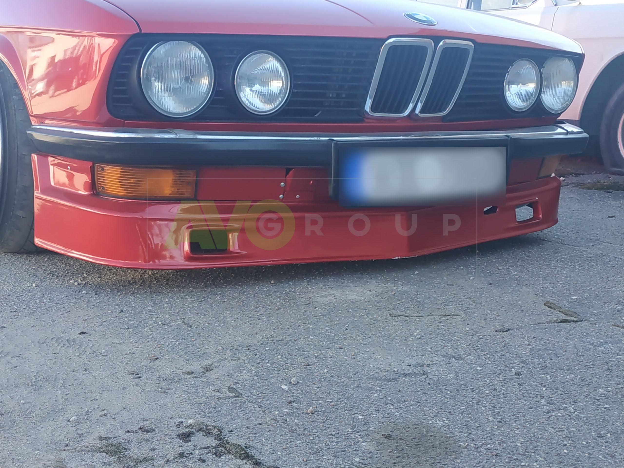 BMW 5 E28 Front Grill
