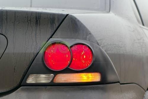 Mitsubishi Lancer 9 Rear Eyebrows 2003-2007