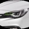 Opel / Vauxhall Astra K Eyebrows 2015 -