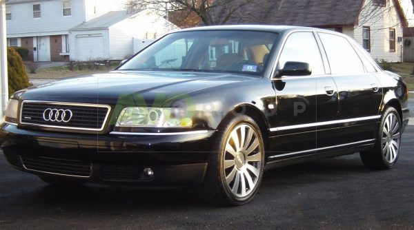 Audi A8 D2 Front bumper 1999-2003 Facelift
