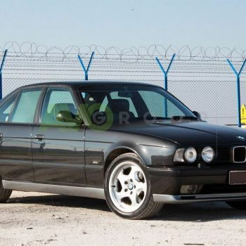 BMW 5 E34 M5 Style Side Skirts 1986-1997