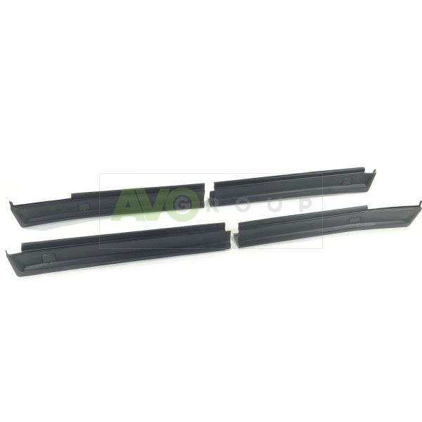 Mercedes-Benz E W124 S124 T Side Skirts 1984-1994 Sedan Touring AMG Style