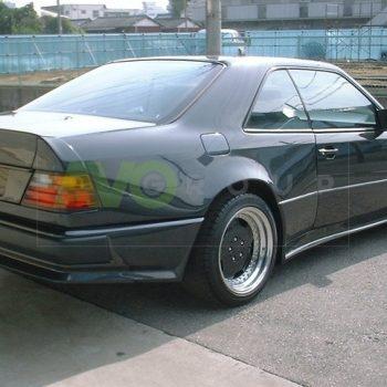 Mercedes-Benz C124 A124 Rear Trunk Spoiler Ducktail 1984-1996 Coupe Cabrio