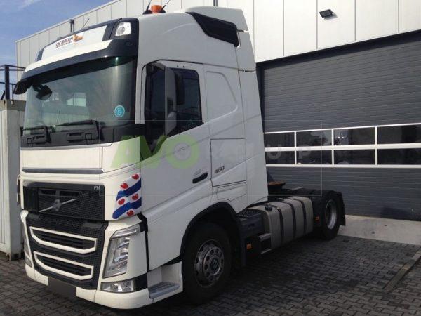 82392945 82392946 Tuning Air Deflector Wind Abweiser Corner Spoiler Volvo FH4 Euro 6 12-18