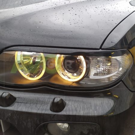 How to install Headlight Eyelids