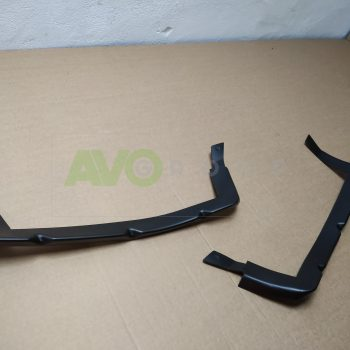 51192334549 Mounting brackets for front bumper lip splitter suitable BMW X5 F15 13-18