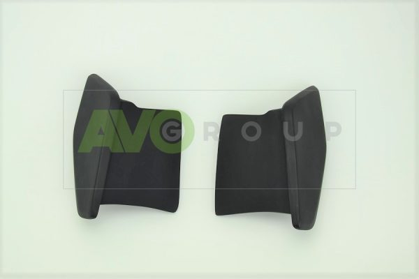 Rear Bumper Flaps for BMW X6 F16 (Left and Right)