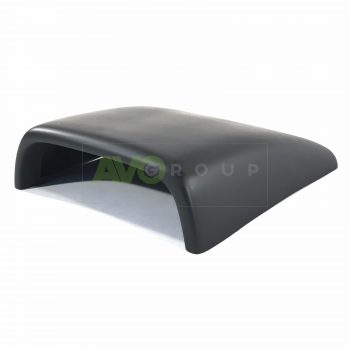 Universal Air Intake Scoop Airscoop Cover Ventilation Filter Turbo Fan Vent v6