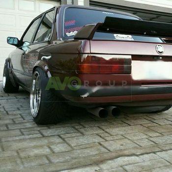 Universal Rear Trunk Spoiler Flap E30 EVO
