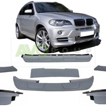Aerodynamic Body Kit suitable for BMW X5 E70 07-10