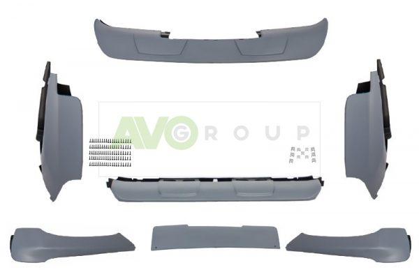 Aerodynamic Body Kit suitable for BMW X5 E70 07-10