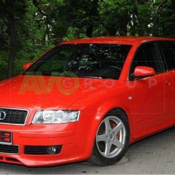 Front Spoiler Splitter for Audi A4 B6 Sedan Avant 00-05