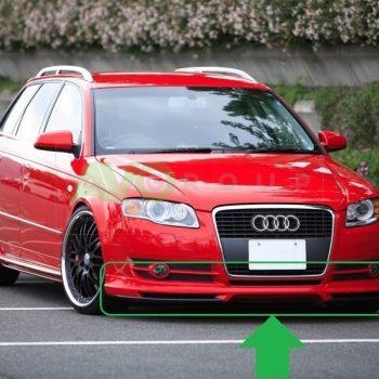 Front Spoiler Splitter for Audi A4 B7 Sedan Avant 04-08