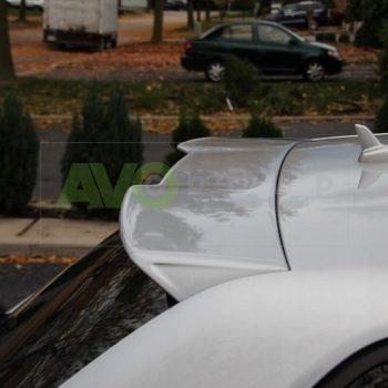Rear Trunk Spoiler for Audi A3 8P 5Door 03-13 RS3