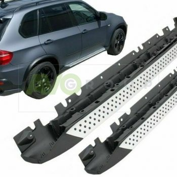Running Boards Side Steps for BMW X5 E70 07-14