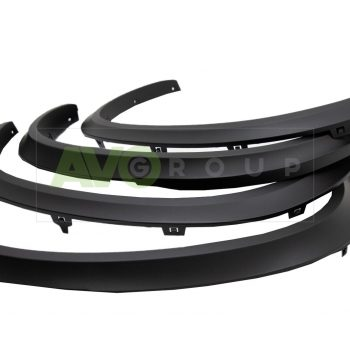 Wheel Arches Fender Flares with Clips for BMW X5 E70 07-13 M Design