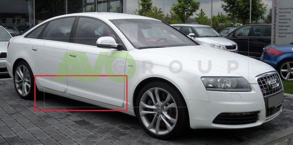 Door trim panel for AUDI A6 C6 S-Line 04-11