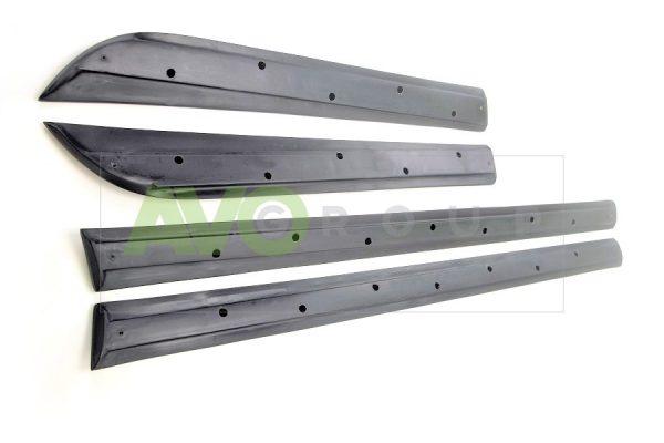 Door trim panel for AUDI A6 C6 S6 S-Line 04-11