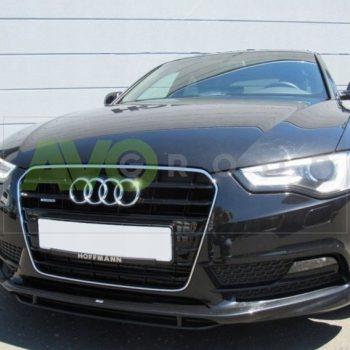 Front Spoiler Splitter for Audi A5 8T 11-16