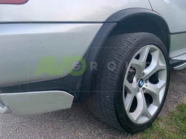 Wide Arches Set for BMW X5 E53 99-06 v1 51710398336