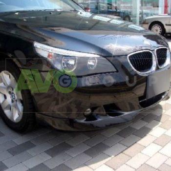 Front Spoiler Splitter for BMW 5 E60 / E61 SE v1