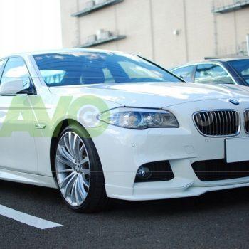 Front Spoiler Splitter for BMW 5 F10 F11 10-17 M Tech v2