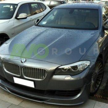 Front Spoiler Splitter for BMW 5 F10 / F11 SE v1