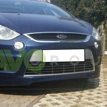 Front Spoiler Splitter for Ford S-MAX 06-10