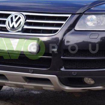 Front Spoiler Splitter for VW Touareg Mk1 7L 02-06