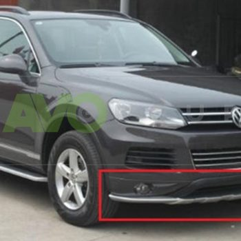 Front Spoiler Splitter for VW Touareg Mk2 7P 10-14