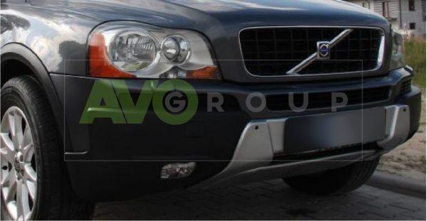 Front Spoiler Splitter for Volvo XC90 02-06