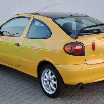 Trunk boot spoiler for Renault Megane 1 Coupe 96-03 v2
