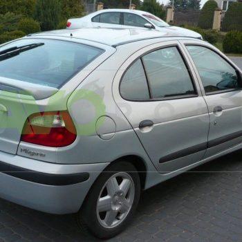 Trunk boot spoiler for Renault Megane 1 HB 96-03